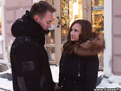 Russian student Svetlana hooks up with one barely known guy