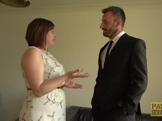 Laura Louise is a chubby whore who loves to be fucked roughly