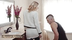 Nathan Bronson And Mona Wales Fuck Each Other Nice And Slow