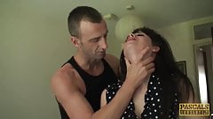 PASCALSSUBSLUTS - Teen Tiffany Naylor Roughly Fucked By Dom