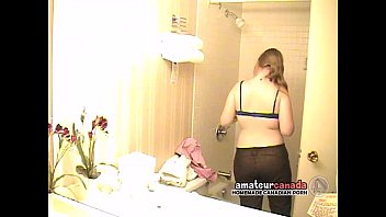 Chubby nerd teen hidden cam taking shower in motel [8:10x416p]->
