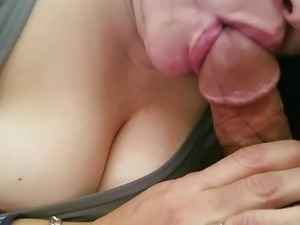 Mexican MILF loves cock 2