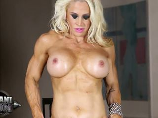 Jill Rudison 07 - Female Bodybuilder