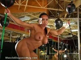 Denise Masino 12 - Female Bodybuilder